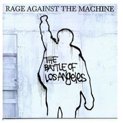 The Battle of Los Angeles (CD) - Rage Against The Machine