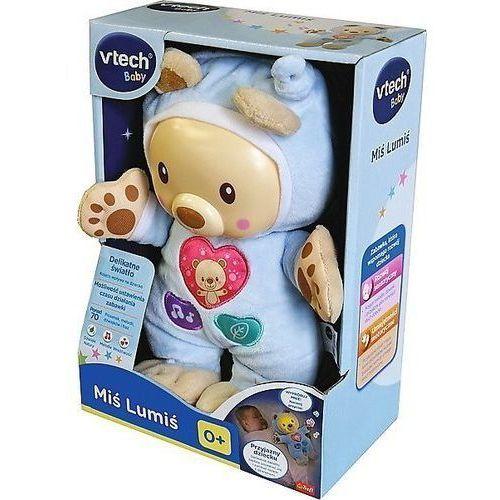 Pozostałe zabawki edukacyjne, Miś Lumiś VTECH
