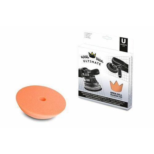 Gąbki samochodowe, Royal Pads PRO Cut 80mm pomarańczowa otwarto-komórkowa pianka dla maszyn DA i rotacyjnych - 1stopień cięcia