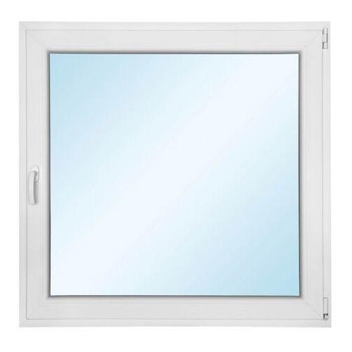 Pozostałe okna i akcesoria, Okno PCV rozwierno - uchylne 1165 x 1135 mm prawe