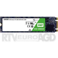 WD Green 240GB M.2 SATA - produkt w magazynie - szybka wysyłka!