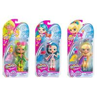 Figurki i postacie, Shopkins Shoppies W2 Laleczka Beach Style mix