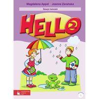 Książki do nauki języka, Hello! 2 Zeszyt ćwiczeń - Appel Magdalena, Zarańska Joanna (opr. miękka)