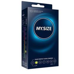Prezerwatywy MY.SIZE 49 mm Dopasowane (1op./ 10szt.)