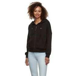 bluza RAGWEAR - Hodby Zip Black (1010)