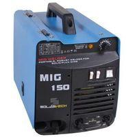 Migomaty i półautomaty spawalnicze, Spawarka transformatorowa MIG-MAG FLUX – MG150