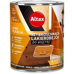 Lakierobejca szybkoschnąca do wnętrz Altax palisander 0,75 l