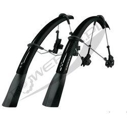 SKS Raceblade Pro Zestaw błotników rowerowych Set czarny Zestawy błotników