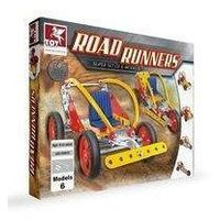 Zestawy konstrukcyjne dla dzieci, Metalowe Konstrukcje Wyścigówki
