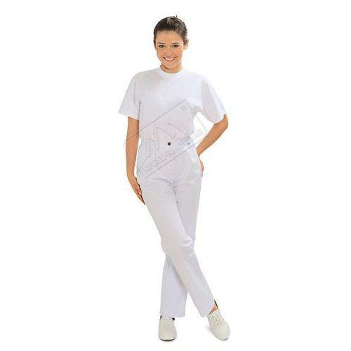 Spodnie i kombinezony ochronne, Spodnie damskie 5083/1080 białe
