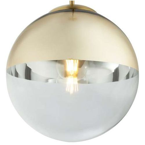 Lampy sufitowe, GLOBO 15856 - Żyrandol na lince VARUS 1xE27/40W/230V