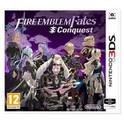 Fire Emblem Fates: Conquest - Nintendo 3DS - RPG