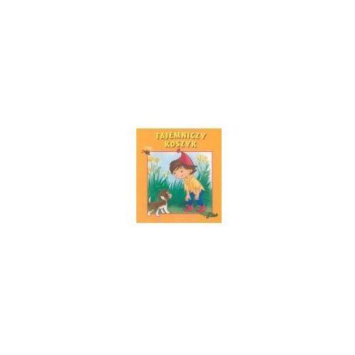 Książki dla dzieci, Tajemniczy koszyk (opr. twarda)