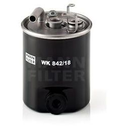 Filtr paliwa MANN-FILTER WK 842/18