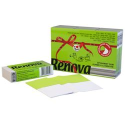 RENOVA 6szt Red Label Green Chusteczki higieniczne - Zielony