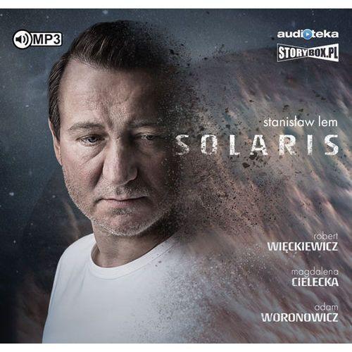 Książki fantasy i science fiction, Solaris audiobook
