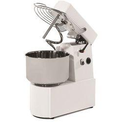 Miesiarka spiralna do ciasta z podnoszonym hakiem i stałą dzieżą RTF 40 litrów 230V RESTO QUALITY RTF40MO