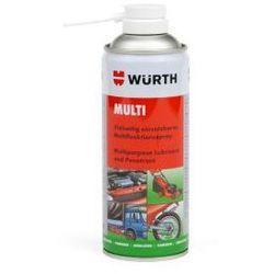 Płynny smar wielofunkcyjny MULTI WURTH 400ml