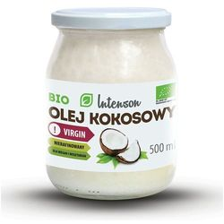 Olej kokosowy Virgin 500 ml Intenson