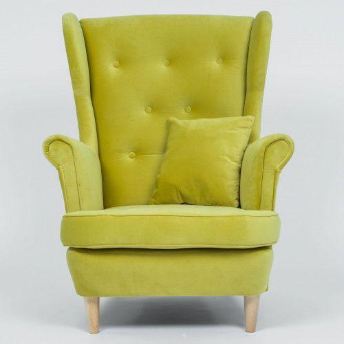 Fotele, FOTEL USZAK 4 - 18 KOLORÓW