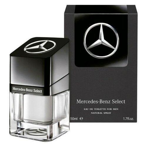 Pozostałe zapachy, Mercedes-Benz Mercedes-Benz Select woda toaletowa 50 ml dla mężczyzn