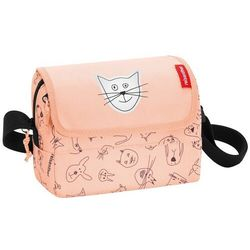 reisenthel® Torebka na ramię everydaybag kids cats and dogs rose