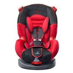 Fotelik samochodowy Ibiza 9-25kg Caretero (czerwony)