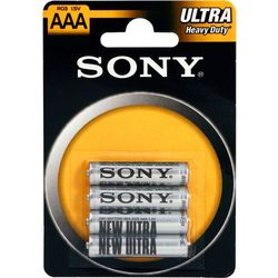 Bateria SONY R03/AAA (4 szt.)