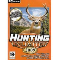 Gry PC, Hunting Unlimited 2009 (PC)