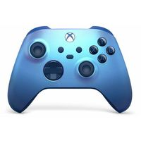 Pozostałe gry i konsole, Microsoft kontroler Xbox Wireless Controller, Aqua Shift Special Edition (QAU-00027)