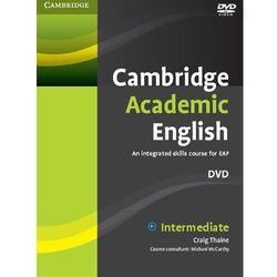 Cambridge Academic English B1+ Intermediate DVD (Płyta DVD)