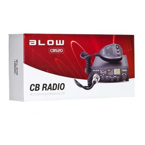 CB radia, Blow 24-300
