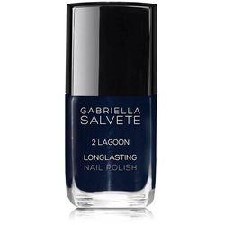 Gabriella Salvete Longlasting Enamel lakier do paznokci 11 ml dla kobiet 02 Lagoon