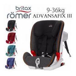 BRITAX - ROMER Advansafix III SICT Fotelik 9-36 kg