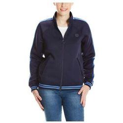 koszula BENCH - Track Satin Jacket Dark Navy Blue (NY009)