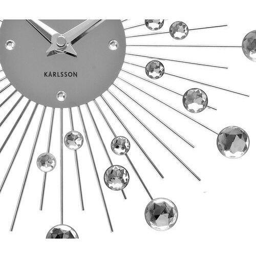 Zegary, Zegar ścienny Karlsson Sunburst