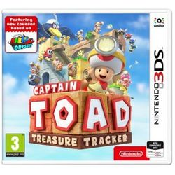 Captain Toad: Treasure Tracker Gra Nintendo 3DS NINTENDO