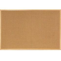 Tablica jutowa 2x3 w ramie drewnianej 40x30 cm