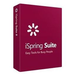 iSpring Suite 9.7.2 Business/subscription (bundle of Suite, Content library, Cloud and Maintenance) - Certyfikaty Rzetelna Firma i Adobe Gold Reseller