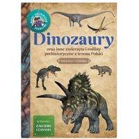 Książki dla dzieci, Młody obserwator przyrody. dinozaury - michał brodacki
