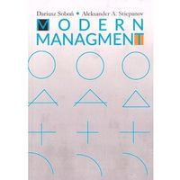 Biblioteka biznesu, Modern managment (opr. broszurowa)
