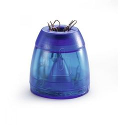 Pojemnik na spinacze Durable Trend niebieski przeźr. 1709051540