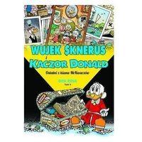 Literatura młodzieżowa, Wujek sknerus i kaczor donald t.4 ostatni z klanu - dan rosa (opr. twarda)