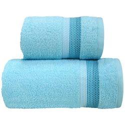 Ręcznik bawełniany Greno Ombre Aqua