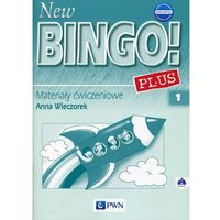 Książki do nauki języka, New Bingo! 1 Plus Materiały ćw. (opr. miękka)