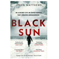 Książki do nauki języka, Black Sun - Matthews Owen - książka (opr. miękka)