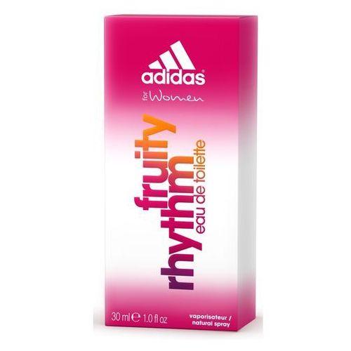 Wody toaletowe damskie, Adidas Fruity Rhythm, 30ml woda toaletowa