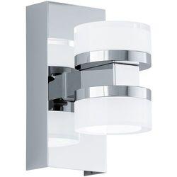 Kinkiet Eglo Romendo 94651 lampa oprawa ścienna 2x4,5W LED IP44 chrom