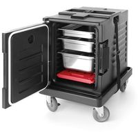 Kosze i pojemniki gastronomiczne, Hendi Pojemnik termoizolacyjny Amer Box - cateringowy 2x GN 1/1 - kod Product ID