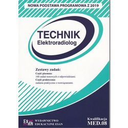 Technik Elektroradiolog. Kwalifikacja MED.08 NPP - Praca zbiorowa (opr. broszurowa)
